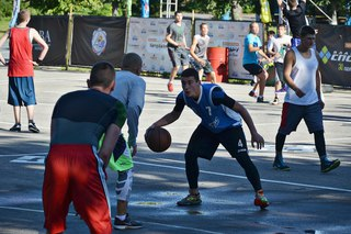 GHETTO BASKET 23/07/2015