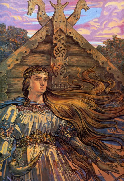 Берегиня Перунова