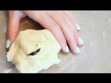 Печенье арбуз
