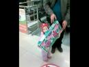 когда оставляешь дочу и папу на одну минуту:-)