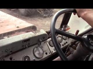 Обзор  трактора Т 150к