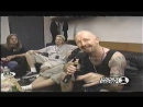 Rob Halford interviews Iron Maiden and Queensryche at MSG (2000)