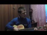 Расплескалась синева - армейские песни под гитару