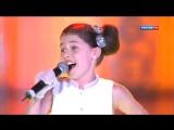 Сабина Мустаева - Smile (Jamala cover) Детская Новая Волна 2013 New Wave Junior 2013) Live HD