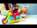 Новые мультики: Приключения Мур и Мяу! Ремонт мотоцикла. Игры для мальчиков.