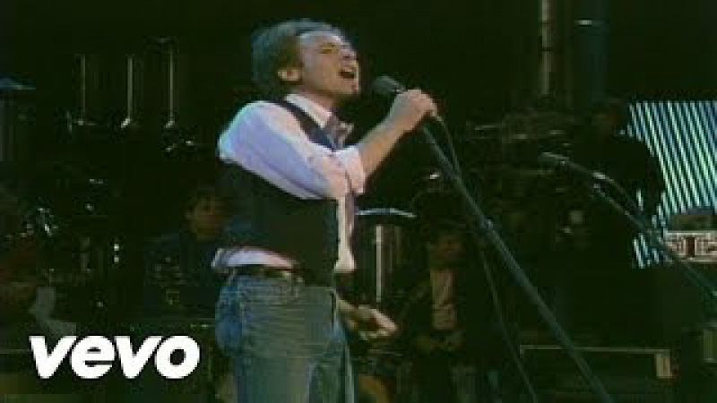 Simon Garfunkel - Bridge over Troubled Water (from The Concert in Central Park)