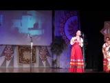 Отчетный концерт образцового коллектива ансамбля русской народной песни