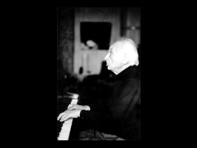 Natan Perelman plays 2 Chopin Mazurkas - 1938