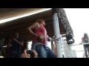 DJ Beauty rocks at Kazantip Z17(2009)