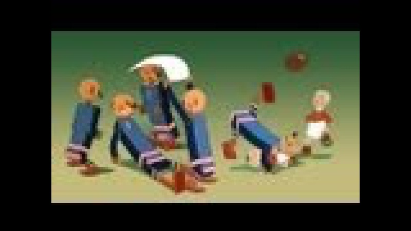 Необыкновенный матч | Советские мультфильмы для детей и взрослых
