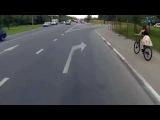 Ветер сдул девушке юбку - Видео Dailymotion