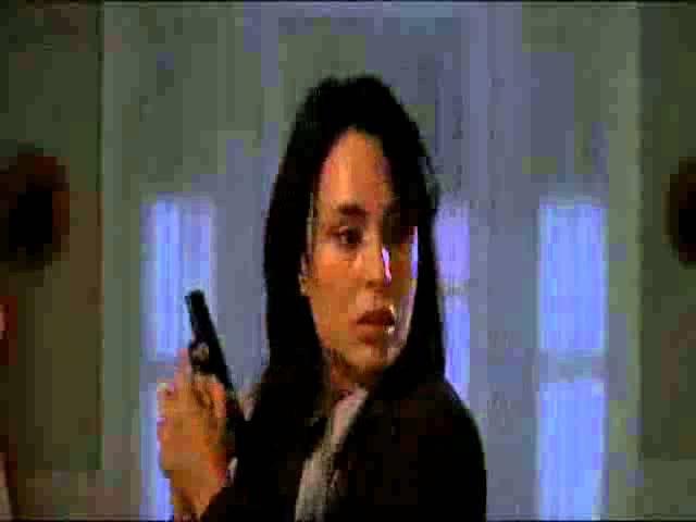 The Jackal (1997) - House shootout