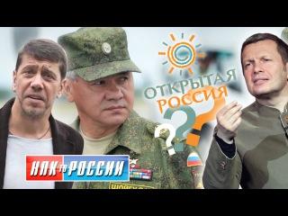 Методичка по Шойгу «Открытой России» или как Александр Щербаков МЧС создавал