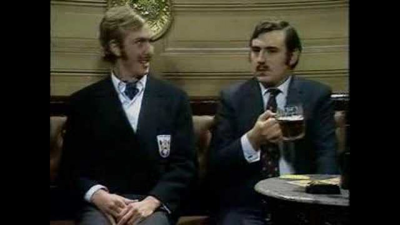 Monty Python Nudge Nudge