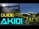 DayZ Standalone | гайд АК -101 и АКМ