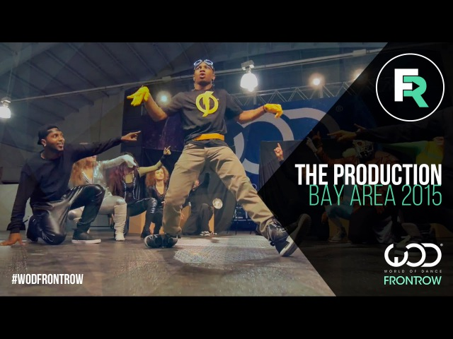 The Production presents The Key ft. Marvel Superheroes | FRONTROW | WODBAY2015