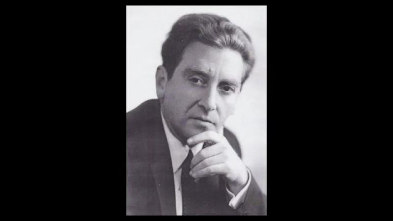 Evgeny Lieberman plays Shostakovich 24 Preludes, op. 34 - 1961