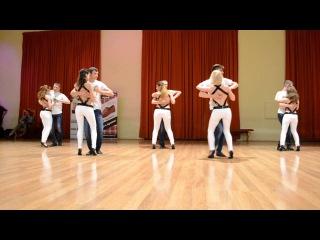 Mambo Dance Class - Kizomba