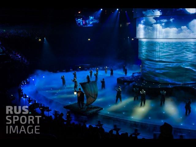 Opening Ceremony of the 16th FINA World Championships 2015 in Kazan » Freewka.com - Смотреть онлайн в хорощем качестве