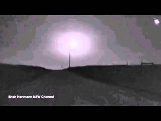 Meteorite in USA 19.11.2015  Метеорит в США