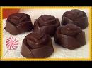 Готовим шоколадные конфеты дома