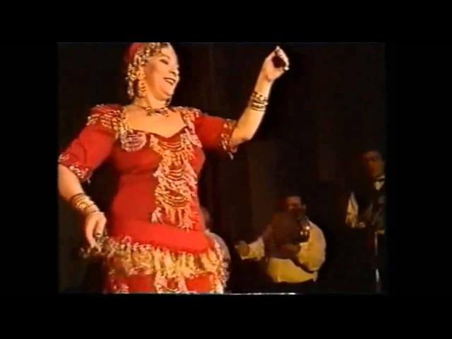 EGYPTIAN BELLYDANCE SUHEIR ZAKI PART 2 MAWAL AND BALADY WITH SANGER SAMI 1991