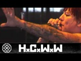 WALLS OF JERICHO - A TRIGGER FULL OF PROMISES - WFF 2007 - HARDCORE WORLDWIDE (OFFICIAL VERSION)