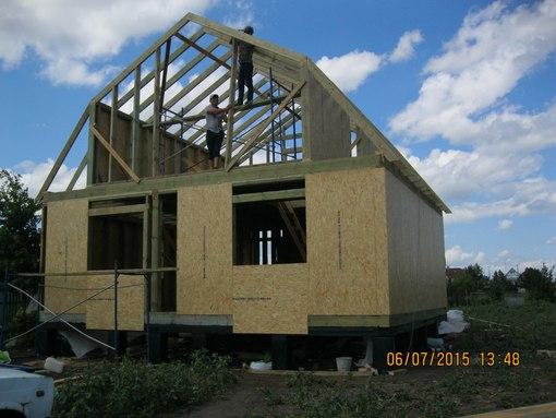Фото: Строительство домов самара димитрова