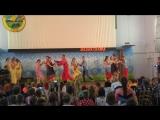 Валенки 1 отряд Конкурс русского народного танца
