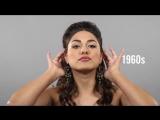 100 лет красоты за 1 минуту - Мексика (Reyna)