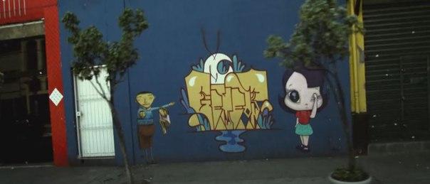 graffiti os gemeos