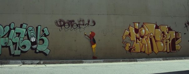 graffiti brazil