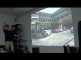 Реальный Бангкок (камера села)