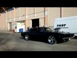 Вот это мощь! Dodge Charger 1968