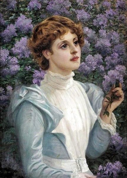 художник Philip Richard Morris (1833-1902)