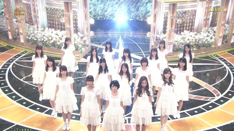 Nogizaka46 - Kanashimi no Wasurekata (NHK Shinsai kara 5-nen