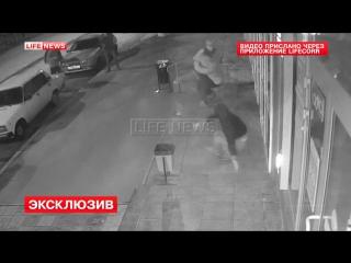 Массовая драка в Волгограде