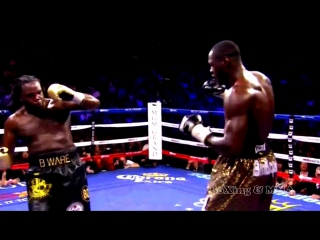 ★ DEONTAY The Bronze Bomber WILDER -- Highlights-Knockouts