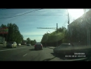 ДТП с Приорой при выезде из Одинцово