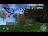Scalebound- Dragon Armor, Giant Swords, and Flip-Kicking Dragons (Anatomy Games)