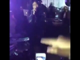 Nicki Minaj - Beez In The Trap (Live @ Reginae Carter's birthday party)