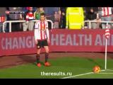 Обзор матча Сандерленд - Ньюкасл (3:0) 25.10.2015