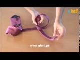 Как быстро и правильно завязать галстук/ How to quickly and properly tie a tie