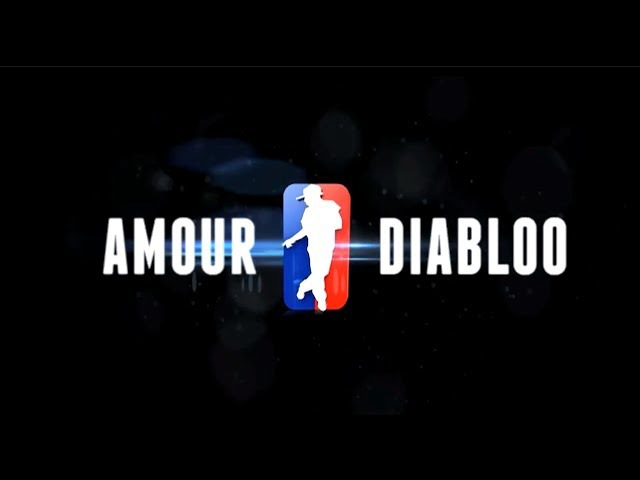 AMOUR vs DIABLOO | I love this dance all star game 2011