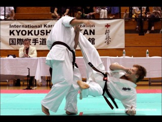 13-й Чемпионат Европы по киокушин Каратэ 1 - 13th European Championship in Kyokushin Karate 1