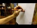 Обучение рисунку. Введение. 14 серия: немного о штрихе