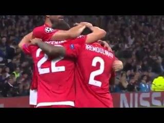 Манчестер Сити - Севилья 0 - 1 Гол Коноплянки