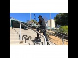 Volume on Instagram @demarcuspaul firing off some gems on a sunday afternoon. Give him a follow if you haven't already. Video by @michaelyup #bmx