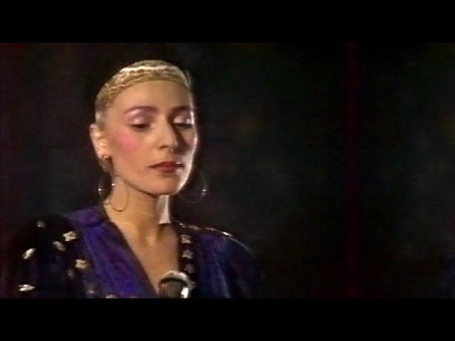 Жанна Агузарова - Незабудка (Музыкальный ринг 1989)