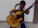 Божественное исполнение титаника на гитаре